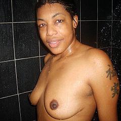 Ebony slit.