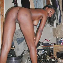Ebony darksome.